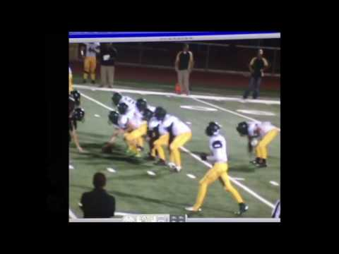 Blake Leslie High School Quarterback Highlights Class of 2016