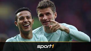 Abschied von Thiago und Müller? Brazzo: