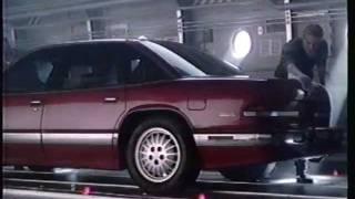 1991 Buick Regal commercial.