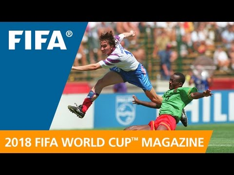 FIFA World Cup Moments: Radchenko - USA 1994