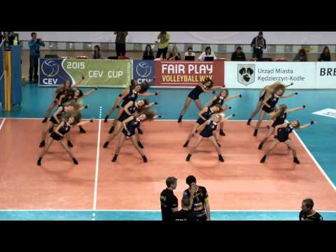 ZAKSA Cheerleaders - Beware Of The Dog - Jamelia