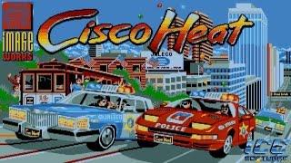 Cisco Heat gameplay (PC Game, 1991)