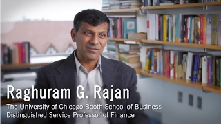 Professor Raghuram Rajan Talks About His Return to Chicago Booth
