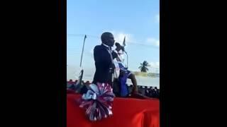 Kingwendu Kaanza Kampeni Msikie Hapa