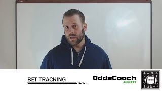 bet tracking for advanced sports betting