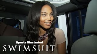 Ariel Meredith Red Carpet Event | Sports Illustrated Swimsuit
