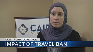 Local families turn to CAIR after travel ban is reinstated