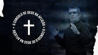 """Culto de Celebração, 21 de junho de 20. """"O consolo de Deus na aflição"""".Preletor: Pr Francisco Chaves"""