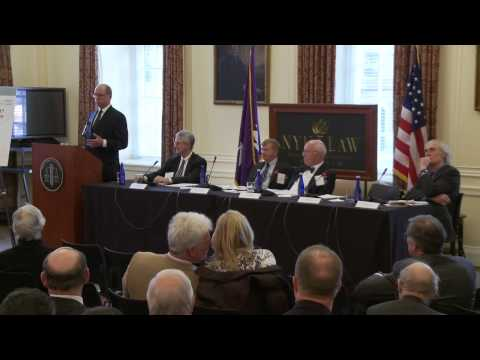 The 10th Nicholas J. Healy Lecture on Admiralty Law