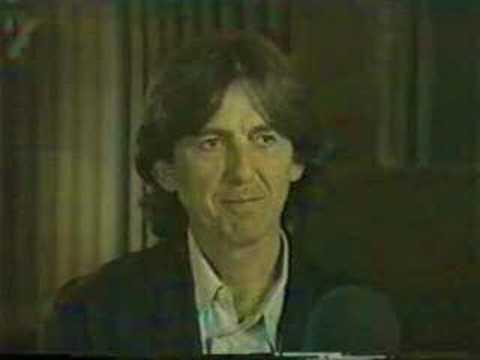 "George Harrison's 1991 ""Bangladesh"" Interview"