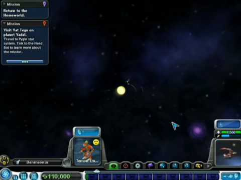 Spore Galactic Adventures Tutorial - Adventures