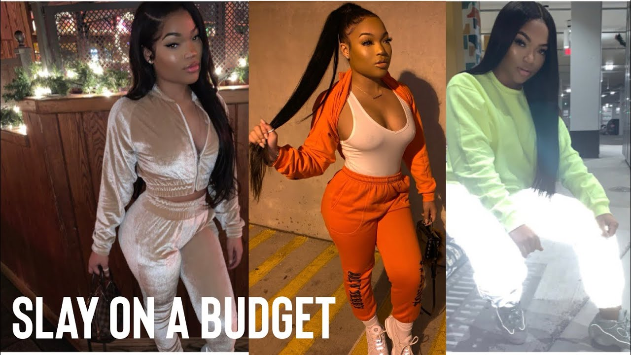 [VIDEO] - SLAY YOUR OUTFITS ALL 2019 : BADDIE ON A BUDGET TRY ON HAUL | KIRAH OMINIQUE FT. AFRICAN MALL 4