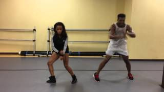 Promise Ring x Tiffany Evans. Choreography by Jonathan Bryant