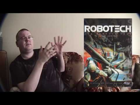 Robotech - DVD Release Disambiguation