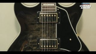 ibanez artcore semi hollowbody guitars review sweetwater s guitars and gear vol 97