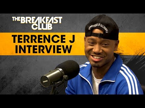 Terrence J Speaks On Why His New Show 'Safe Word' Makes Celebs Uncomfortable