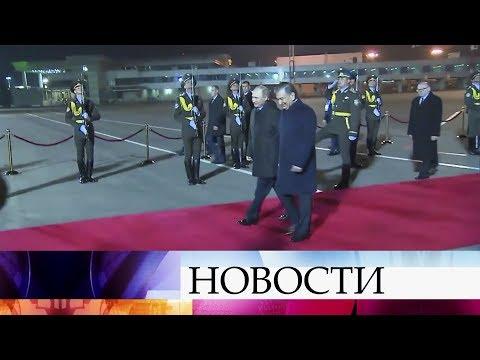 В Ташкенте Владимир