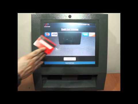 Check-in Car Rental Kiosk - YouTube