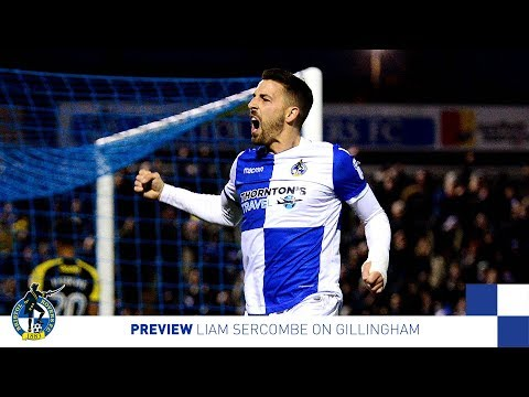 Preview: Liam Sercombe on Gillingham