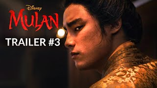 "Mulan(2020) - TRAILER #3: ""Make A Man Out of You"" - Liu Yifei, Remi Hii (CONCEPT)"