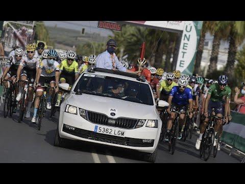 VÍDEO: Estuvimos en la etapa lucentina de la I Challenge Subbética de Ciclismo con victoria para Juan Ayuso