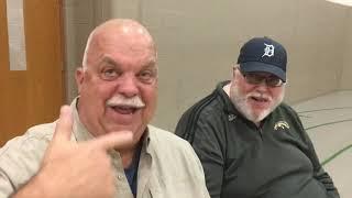 WLCS radio duo Jon Russell and Cal VanSingel exhibit humor, chemistry