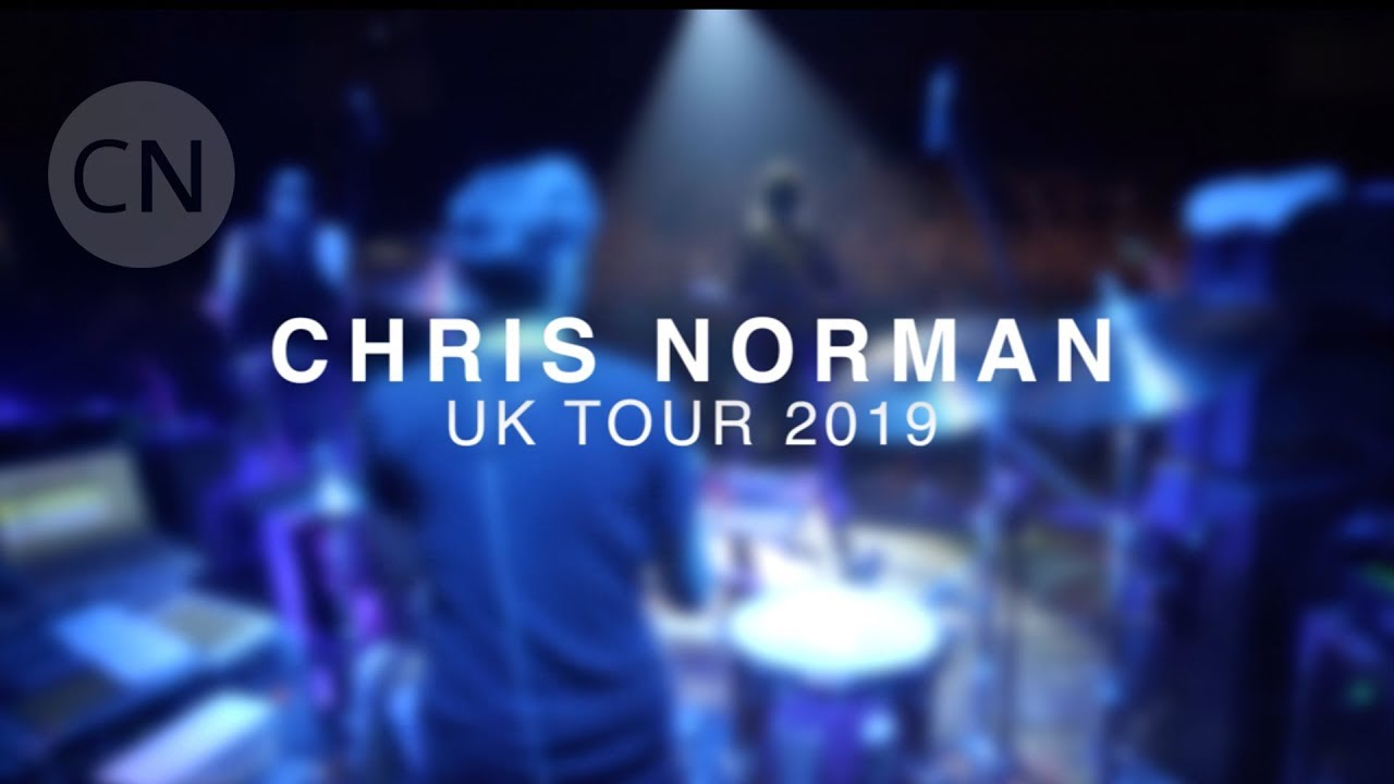 Chris Norman - The Original Voice of Smokie - Scunthorpe