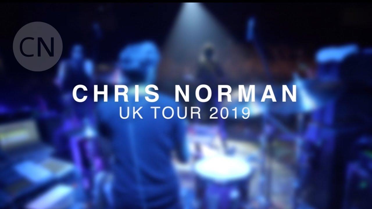 Chris Norman — UK Tour 2019