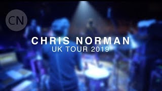 Chris Norman - UK Tour 2019