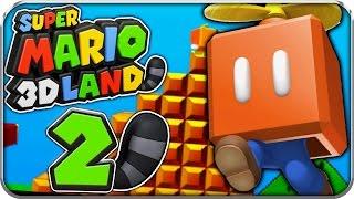 SUPER MARIO 3D LAND Part 2: RETRO-ACTION in Welt 2