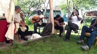 Musica de Cuba festival, Sierra Maestra, private party: dos gardenias para ti