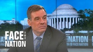 "Warner says Senate Intel has sent ""a number of referrals"" to Mueller"