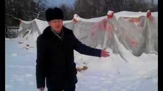видео Можно ли зимой заливать фундамент?