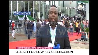 All is set for the 2019 Presidential inauguration at Eagle square, Abuja
