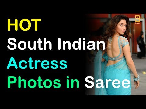 HOT South Indian Actress Photos In Saree