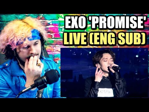 EXO - Promise LIVE [ENG SUB] | SO MANY FEELS! | REACTION!!
