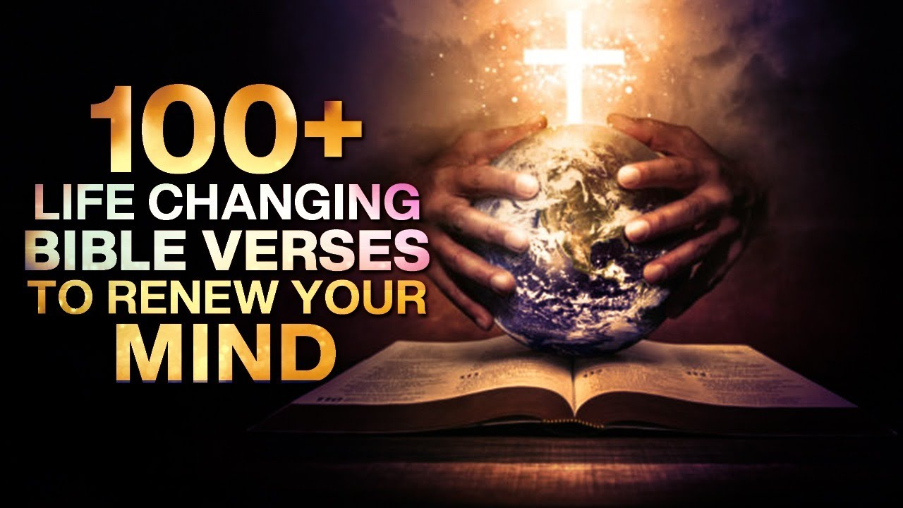 100+ Life Changing Bible Verses | Renew Your Mind While You Sleep
