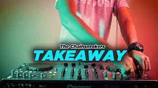 DJ NYA MANTAP ! TAKEAWAY ( DJ DESA Remix )