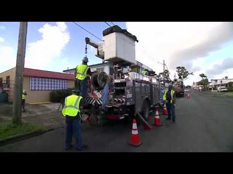 Restoring Power to Puerto Rico