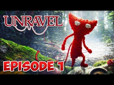 Unravel : Petit héros, grandes aventures | Episode 1 - Let's Play