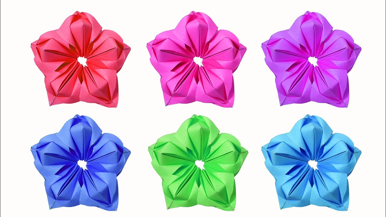 How To Make A Easy Flower With Paper Gallery Fresh Lotus Flowers