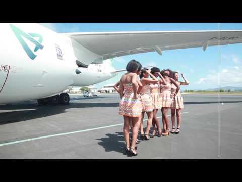 Spot Air Austral Miss Mayotte 2016 [Wama]