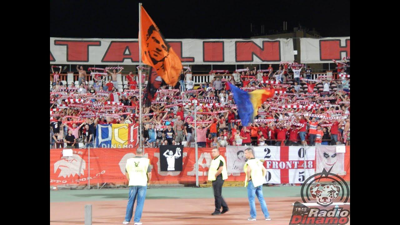 DINAMO - VOLUNTARI 2-0 în etapa a 21-a din LIGA 1....  |Dinamo București-voluntari