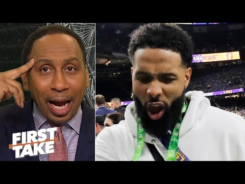 Stephen A. refuses