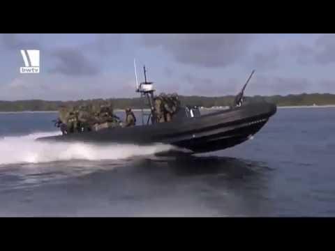 German Navy Kampfschwimmer Special Forces