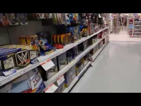 Toy Hunting @ Toys R Us Action Figures TWD Marvel Star Wars