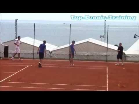 Andy Murray Speed Drill