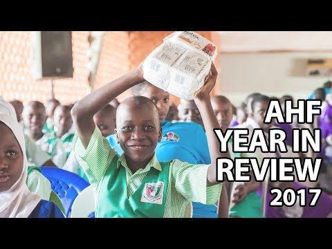 AHF Year in Review 2017