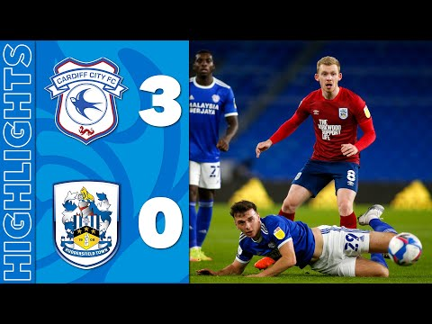 Cardiff Huddersfield Goals And Highlights