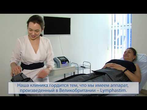 ПРЕССОТЕРАПИЯ — процедура аппаратного вида массажа